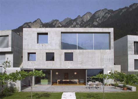 Moderne Quadratische Häuser by Dicke Sichtbeton Mauern Tektorum De