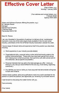 How to write a cover letter for a job application google for How to write an effective cover letter examples