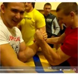 20th Ukrainian Armwrestling Championship 2013 ...