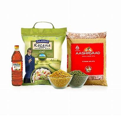 Grocery Staples Transparent Groceries Rice Rashan Format