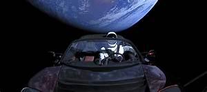 Tesla Dans Lespace : un double atterrissage et une tesla dans l 39 espace en direct bravo spacex ~ Nature-et-papiers.com Idées de Décoration
