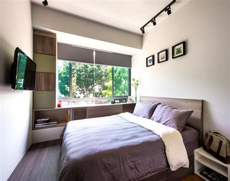 Small Bedroom Design Ideas Singapore by 11 Bedroom Storage Ideas Every Small Home Must Home