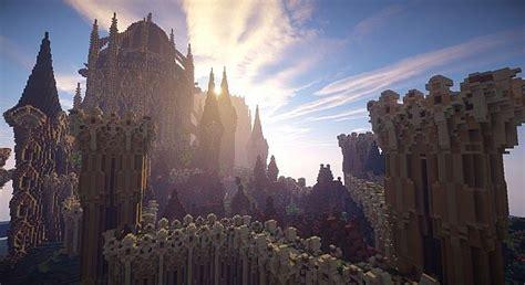 cair paravel castle minecraft building