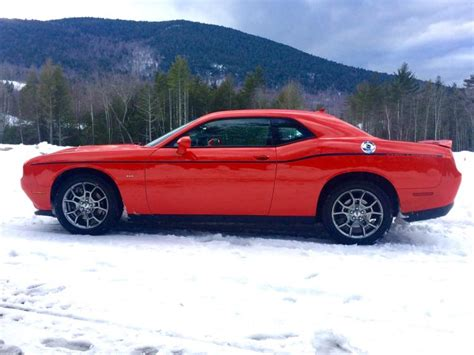 2017 Challenger Gt Awd by 2017 Dodge Challenger Gt Awd Sportshoopla Sports Forums