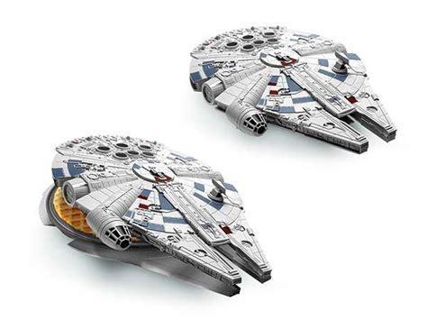 Star Wars Millennium Falcon Waffle Maker   Gadgetsin