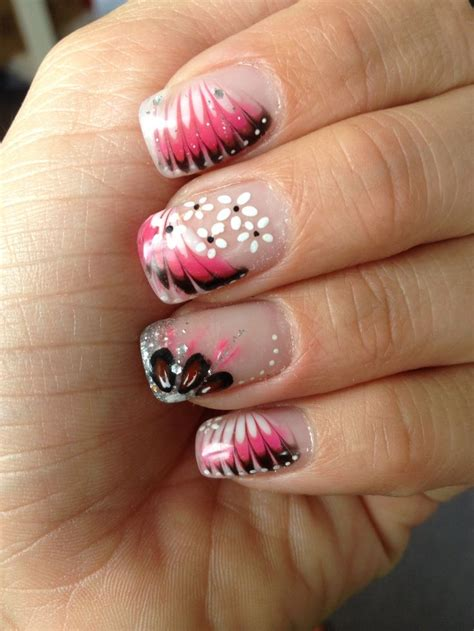deco ongles en gel facile 17 best images about ongles en gel on nail roses and mariage