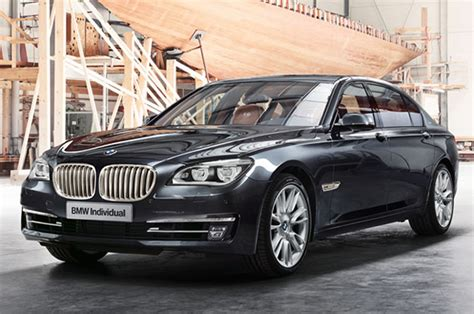 Most Luxurious Bmw by Bmw Individual Introduces The Most Expensive 7 Series