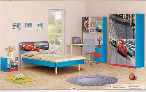 Interior Bedroom Designs And Blue Clor Ideas For Boy Loft