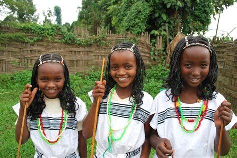 Africa: Oromo girls, Ethiopia   Oromo people   Pinterest
