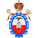 Orthodox Herb Church Polish Warszawskiej Sosnowiec Poland