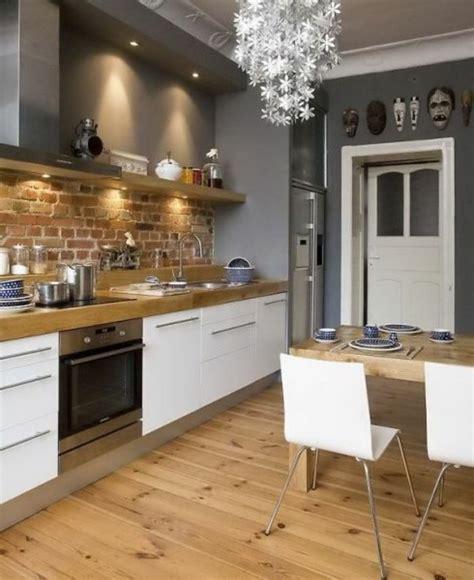 la cuisine d amandine les 25 meilleures idées concernant murs de briques