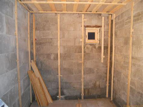 isolation murs interieurs maison isolation murs interieurs maison intrieur ossature bois quel isolant pour un mur par mais