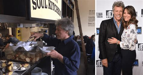 Jon Bon Jovi Restaurant Offers Free Food Furloughed