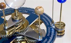 Orrery | The Art and Craftsmanship of Zeamon