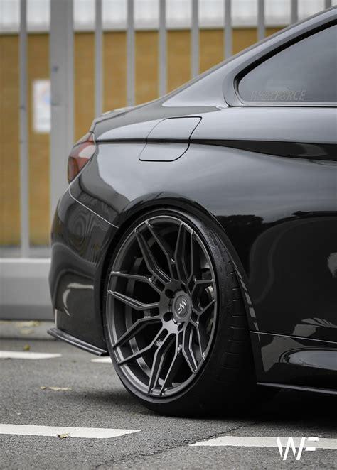 wf cf ff dark steel wheelforce wheels germany