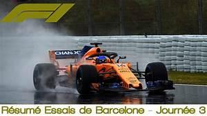 Essai Formule 1 : r sum essais de barcelone 2018 journ e 3 formule 1 youtube ~ Medecine-chirurgie-esthetiques.com Avis de Voitures