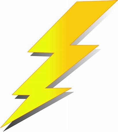 Lightning Bolt Clip Thunder Cartoon Clipart Mcqueen