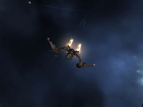 Drones And Fighters Light Fighter Screenshot