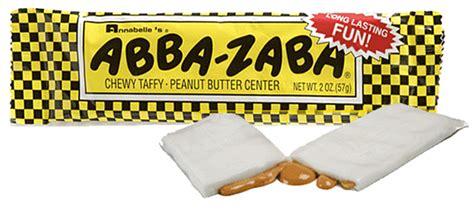 ABBA ZABA BARS « redstonefoods.com