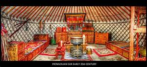 MONGOLIAN GER | YURT | Taken date: 2011-07-05 Location ...