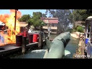 Jaws Ride Universal Studios Hollywood