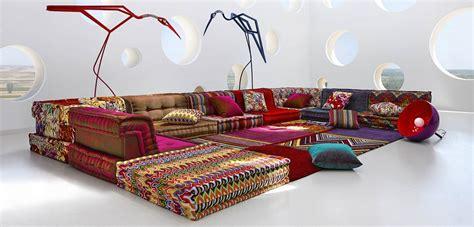 canapé lit roche bobois mah jong sofa roche bobois