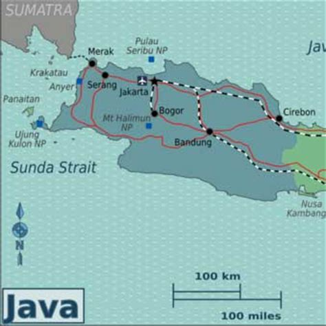 bandung travel guide west java indonesia travel guide