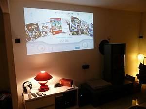 Videoprojecteur Salon : home cin ma hugopoi ~ Dode.kayakingforconservation.com Idées de Décoration