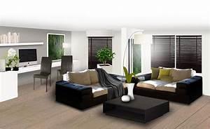Deco Design Salon : comment choisir la couleur du salon mises en ~ Farleysfitness.com Idées de Décoration