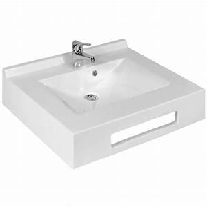 vasque suspendu pour salle de bain With vasque salle de bain suspendu