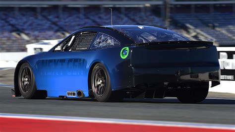 NASCAR Next Gen Car Tested by Kurt Busch and Martin Truex ...