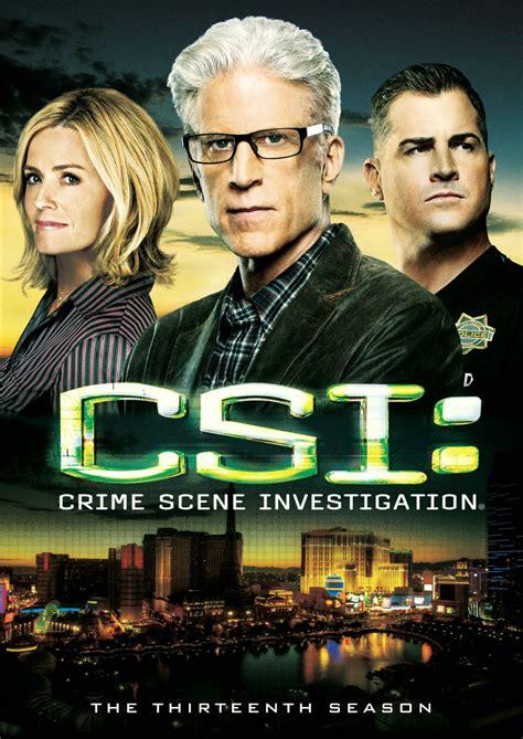 Reparto CSI: Las Vegas temporada 15 - SensaCine.com