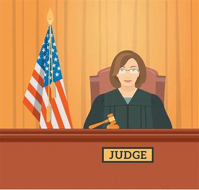 Judge Court Judges Law Woman Trial Federal