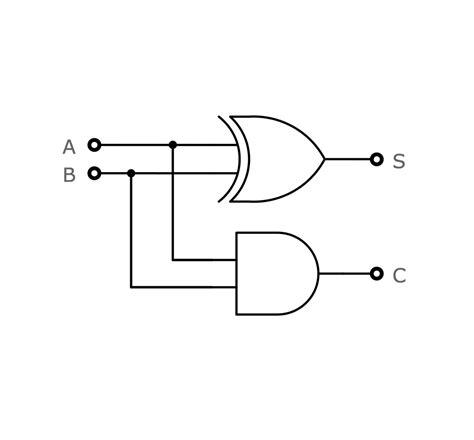Logic Diagram How To by Electrical Symbols Logic Gate Diagram