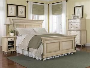 Bedroom, Astounding, Cream, Colored, Bedroom, Furniture, Design, Inspiration, U2026