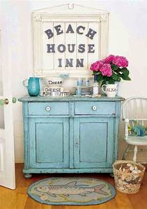 651 best coastal decorating images on pinterest beach With best brand of paint for kitchen cabinets with candle holder wreath