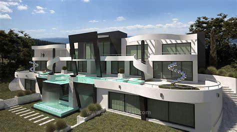 à vendre nouvelle villa luxe ultramoderne marbella
