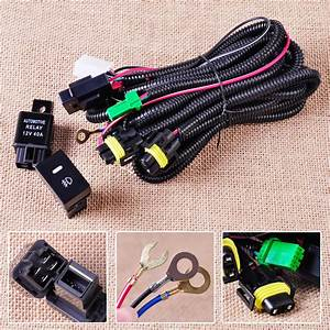 Fog Light Wiring Harness Sockets Wire   Led Indicators