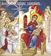 MYSTAGOGY: The Second Salutations To The Theotokos ...