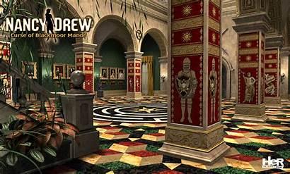 Nancy Drew Wallpapers Manor Blackmoor Curse Desktop