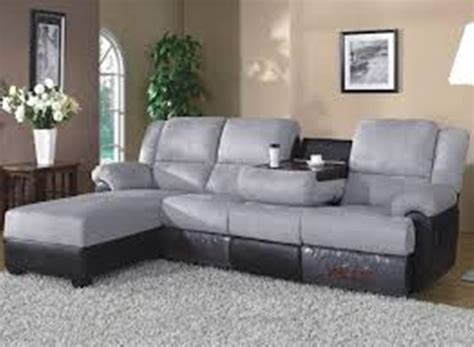 sofa bed sectional with recliner reclining sofa chaise couch with chaise and recliner