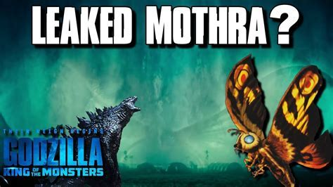 Mothra's Design Leaked   Godzilla: King Of The Monsters