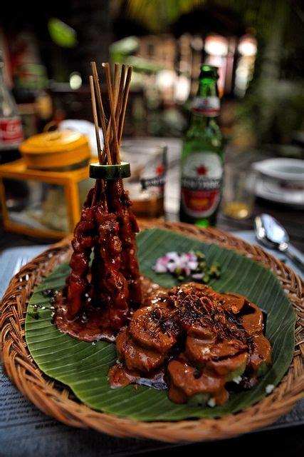 sate kambing pesta keboen restaurant semarang java