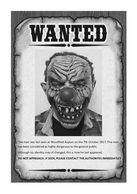 Shannon Harrell G324 :): Wanted Poster final idea