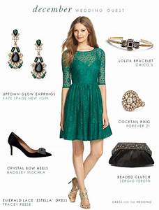 Green dress for a december wedding guest for Green dress for a wedding guest