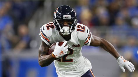 NFL: Allen Robinson expects to finish season with Bears