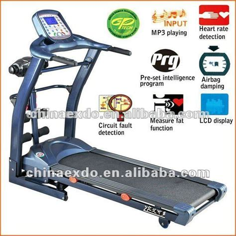 best home used walking machines hydraulic treadmill