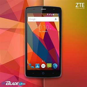 Zte Blade L5 Plus Launching This Month For 100 Euros