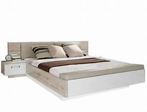 Bett Hochglanz Weiß 180x200 : doppelbett rubio 1 sandeiche wei hochglanz 180x200 bett mit 2x nako wohnbereiche schlafzimmer ~ Bigdaddyawards.com Haus und Dekorationen