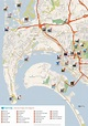 Free Printable Map of San Diego attractions. | San diego ...